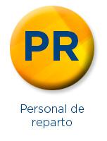 Personal de reparto Correos 2017