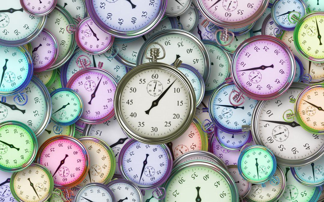 bloques tiempo productividad